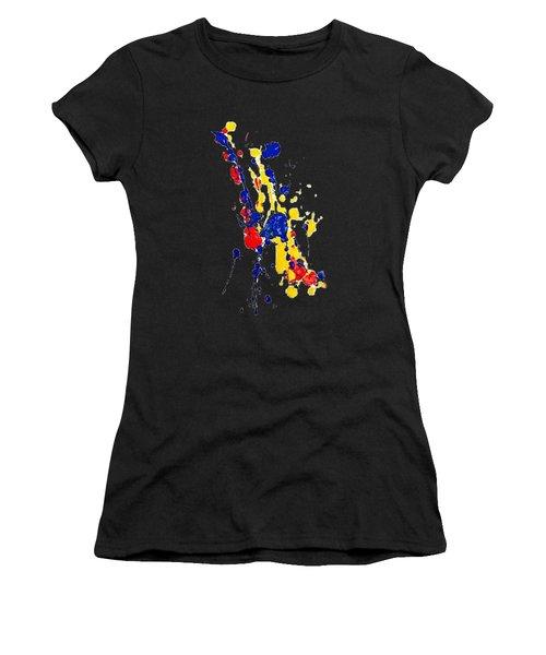 Boink T-shirt Women's T-Shirt (Athletic Fit)