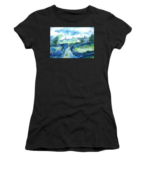 Boithrin Inisheer Women's T-Shirt (Athletic Fit)