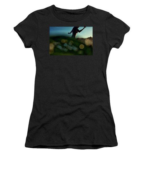 Bokeh Women's T-Shirt