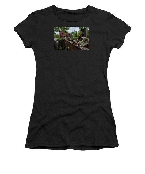 Bonneyville Mills Gears Women's T-Shirt