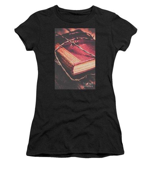 Book Of Secrets, High Security Women's T-Shirt