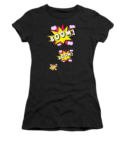 Boom Comics Women's T-Shirt