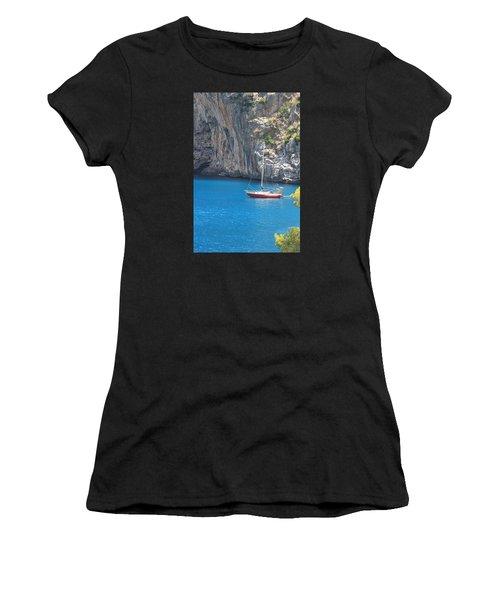 Boot Trip Women's T-Shirt