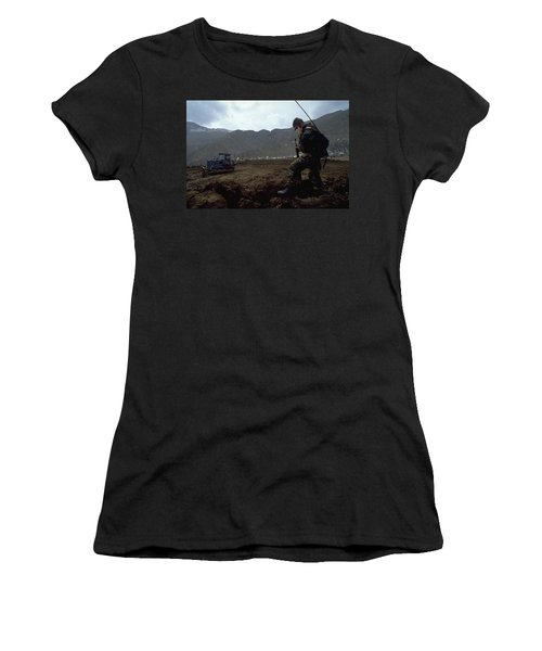 Boots On The Ground Women's T-Shirt