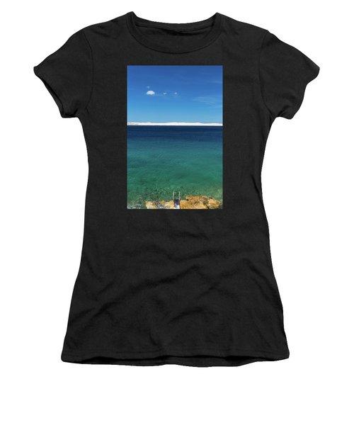 Bora In Velebit Kanal I Women's T-Shirt