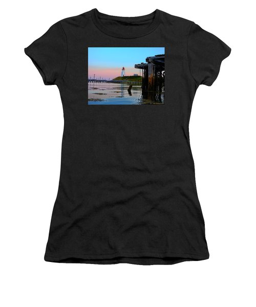 Border Lights Women's T-Shirt