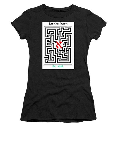 Borges' Aleph Poster Women's T-Shirt