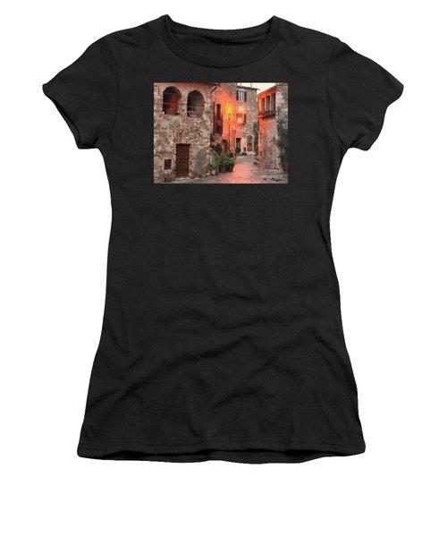 Borgo Medievale Women's T-Shirt