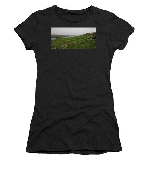 Borrowston Morning Clouds Women's T-Shirt