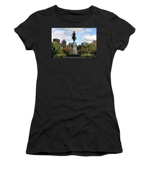 Boston Common Women's T-Shirt (Athletic Fit)