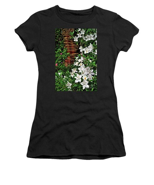 Botanic Garden Flowers Women's T-Shirt