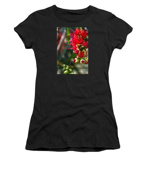 Bottlebrush Women's T-Shirt (Athletic Fit)