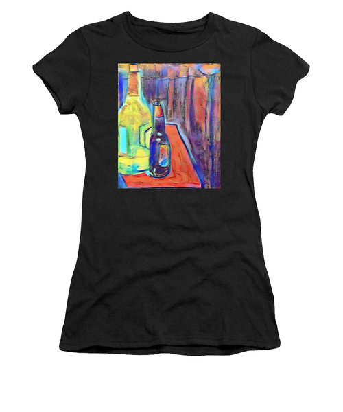 Bottles-still Life  Women's T-Shirt
