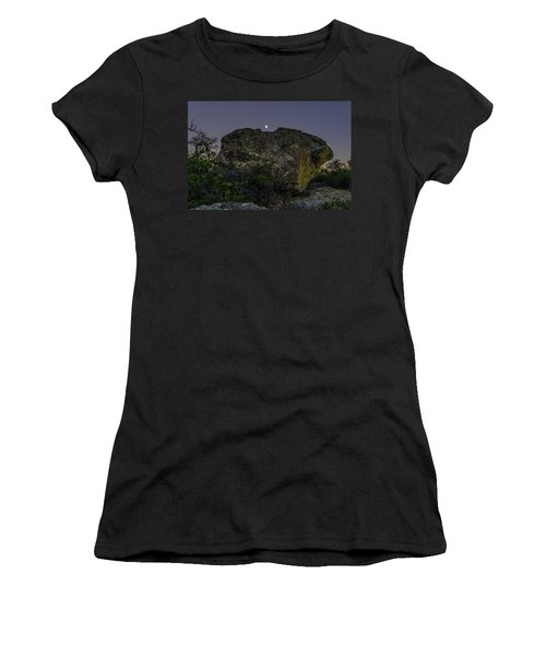 Boulder Moonrise Women's T-Shirt