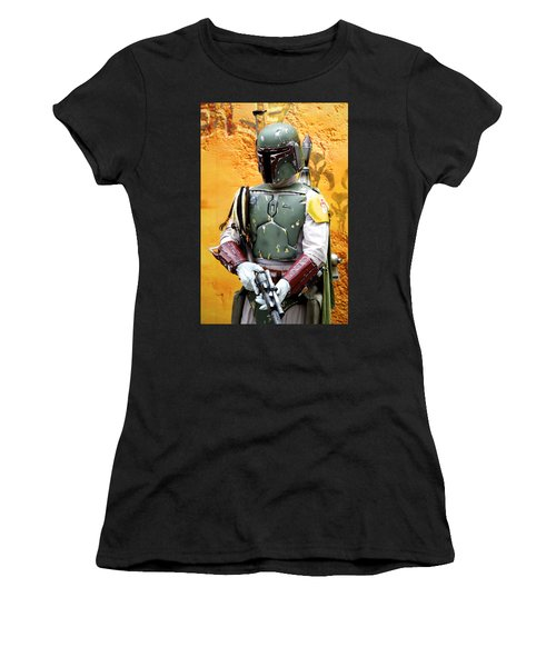 Bounty Hunter Women's T-Shirt (Athletic Fit)