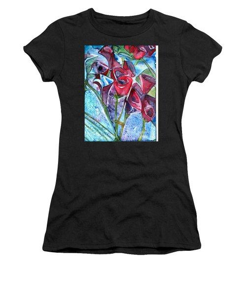 Bouquet Of Roses Women's T-Shirt
