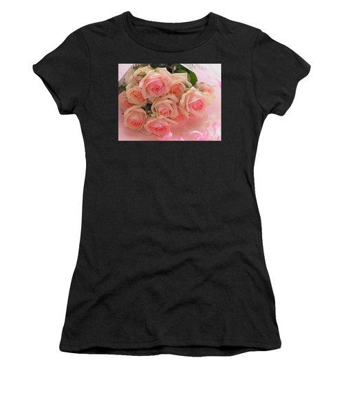 Bouquet Of Sweetness Women's T-Shirt (Athletic Fit)