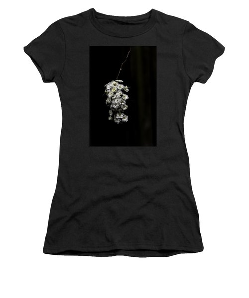 Bouquet Of White Women's T-Shirt (Athletic Fit)