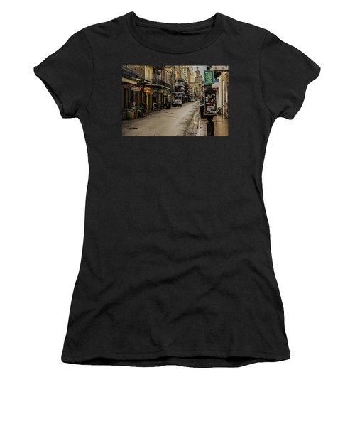 Bourbon Street By Day Women's T-Shirt