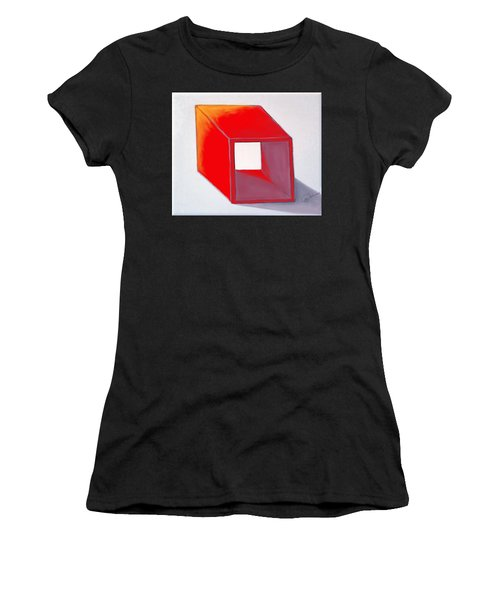 BOX Women's T-Shirt (Athletic Fit)