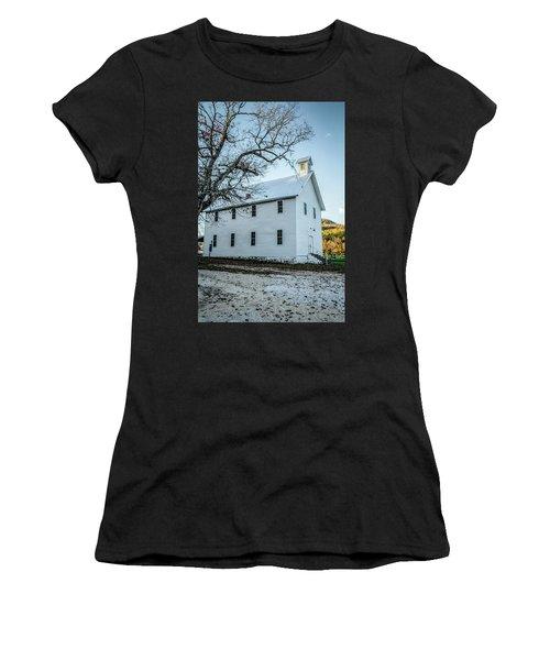 Boxley Community Center Women's T-Shirt (Athletic Fit)