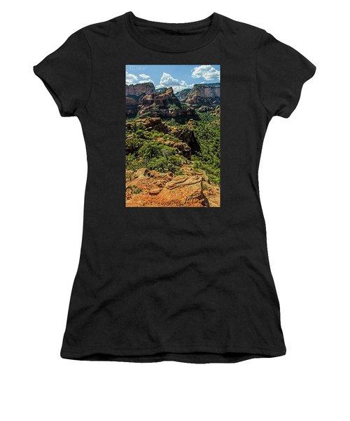Boynton Canyon 08-141 Women's T-Shirt