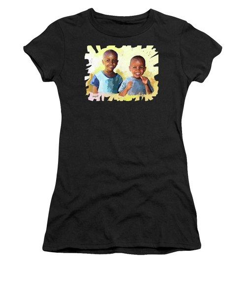 Boys Women's T-Shirt