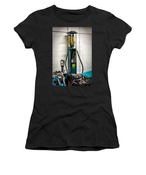 Bp Gas Pump Women's T-Shirt