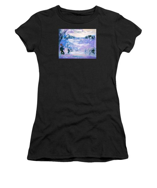 Be Brave By Colleen Ranney Women's T-Shirt