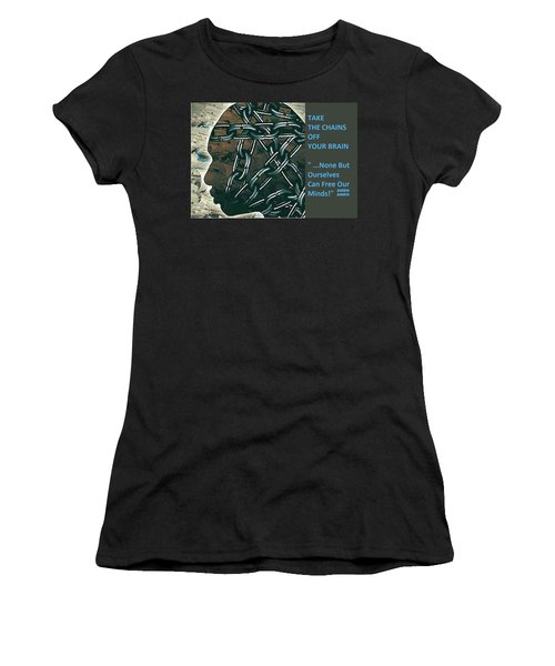 Brain Chains Women's T-Shirt