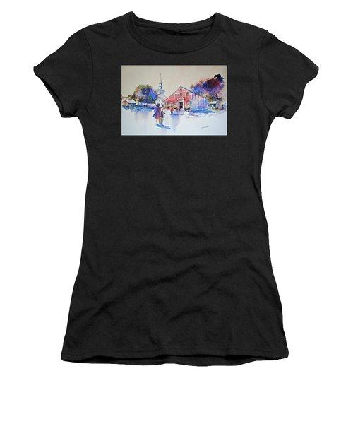 Bramhall's Corner Women's T-Shirt