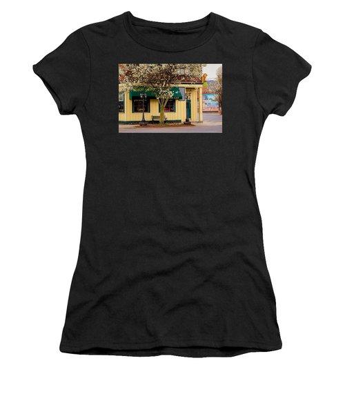 Brass Cat Pub Easthampton Women's T-Shirt
