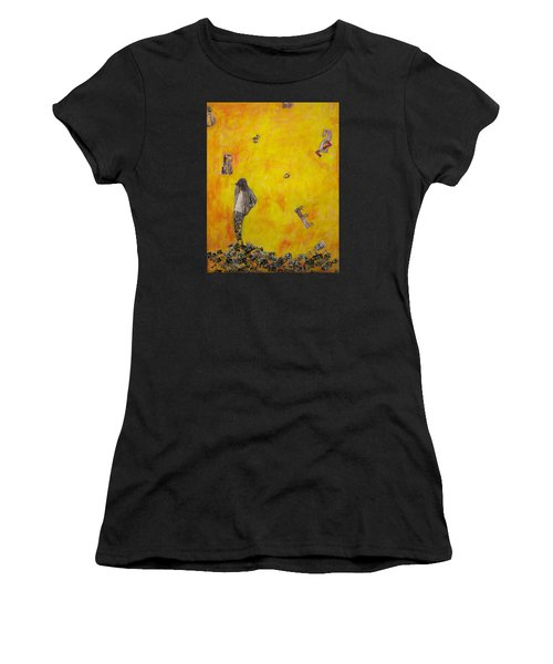 Brazen Women's T-Shirt (Athletic Fit)
