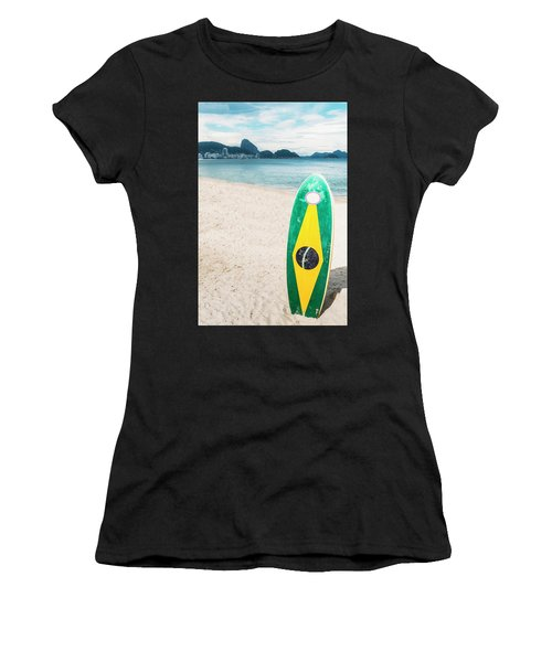 Brazilian Standup Paddle Women's T-Shirt