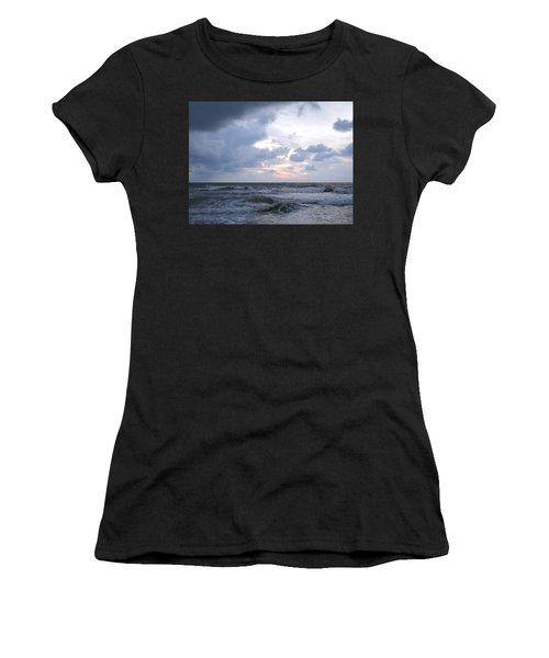 Break Of Day Women's T-Shirt (Athletic Fit)