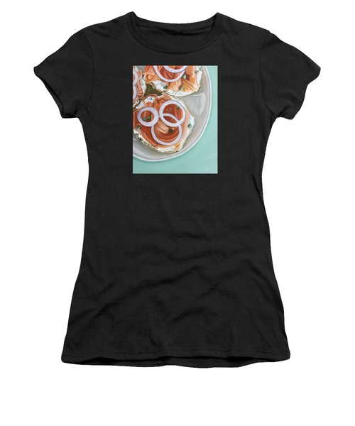 Breakfast Delight Women's T-Shirt (Athletic Fit)
