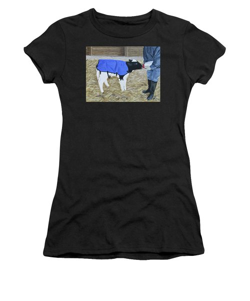 Breakfast  Time Women's T-Shirt (Athletic Fit)