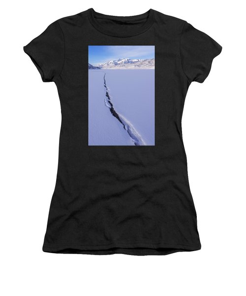 Breaking Ice Women's T-Shirt
