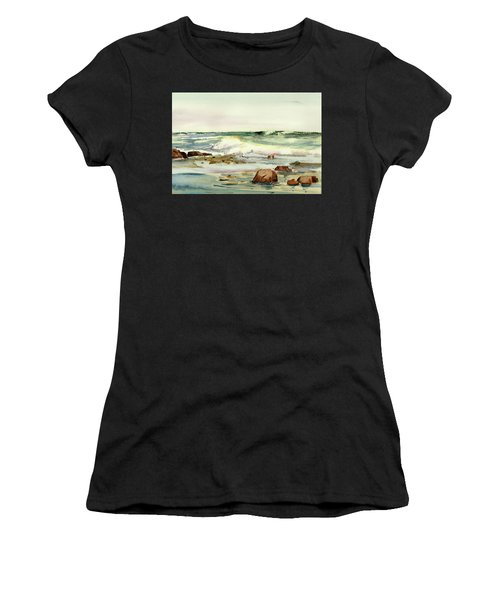 Breaking Seas Women's T-Shirt
