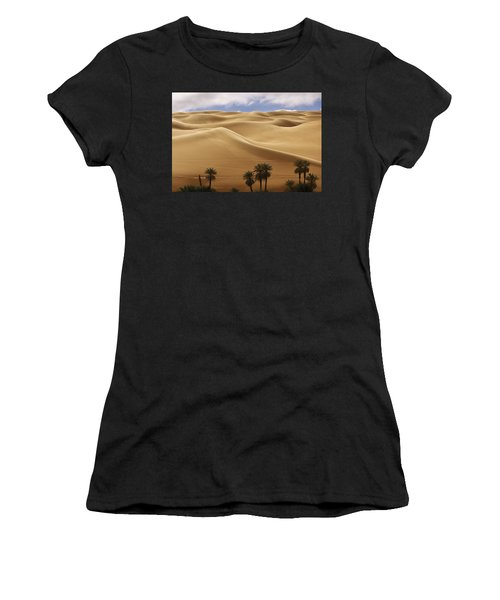 Breathtaking Sand Dunes Women's T-Shirt