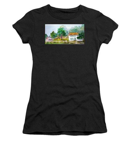 Brecknock Park Women's T-Shirt (Athletic Fit)