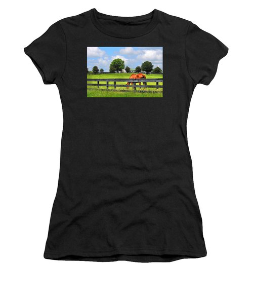 Breeding Beauties Women's T-Shirt (Athletic Fit)