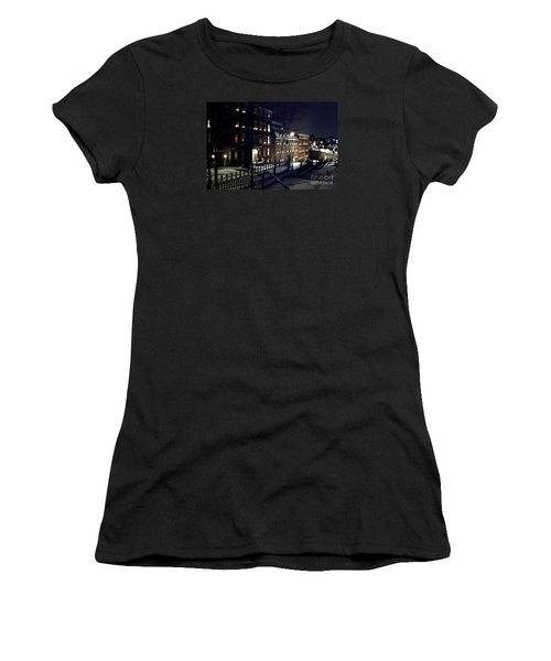 Brethrens House  Women's T-Shirt (Athletic Fit)