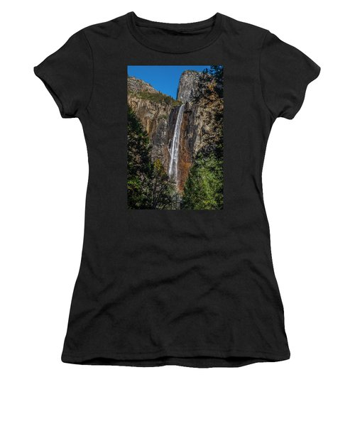 Bridal Veil Falls - My Original View Women's T-Shirt