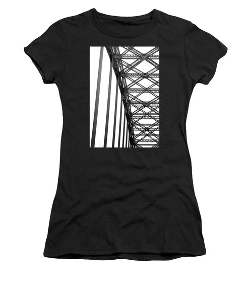 Bridge Women's T-Shirt (Athletic Fit)
