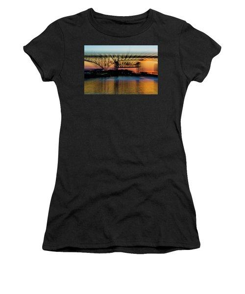 Bridge Motion Women's T-Shirt