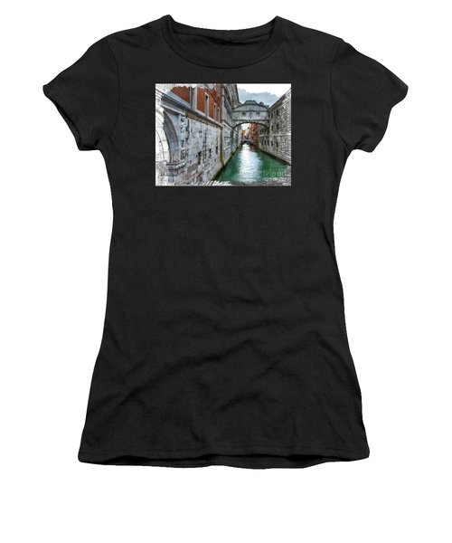 Bridge Of Sighs Women's T-Shirt
