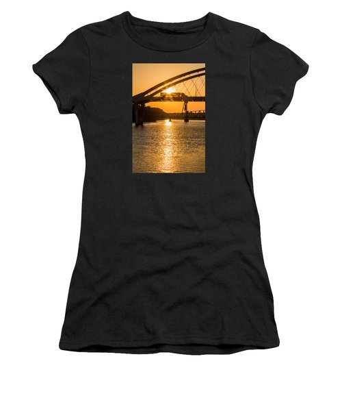 Bridge Sunrise #2 Women's T-Shirt