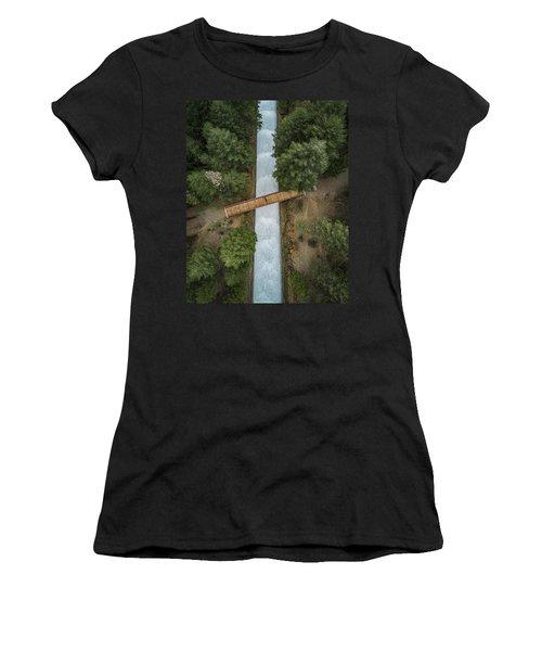 Bridge The Gap Women's T-Shirt
