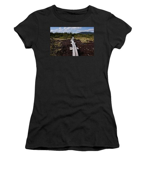 Bridge To Mizpah Women's T-Shirt